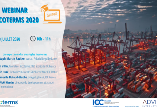 WEBINAR : INCOTERMS 2020